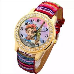 Accessories - Super Cute Multi Colored Watch
